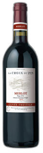 La Croix du Pin Merlot 2013 750ml - Case of 12